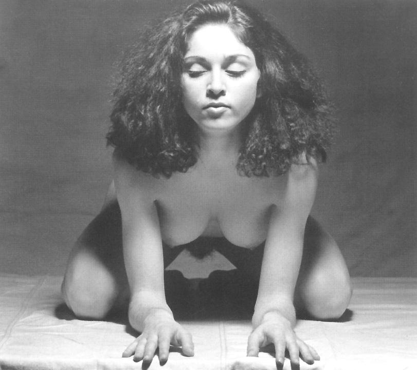 Madonna the original material girl