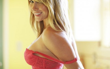 Playboy model Sara jean Underwood